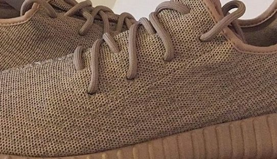 Adidas Yeezy Boost Oxford Tan